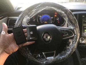 کلید ضدسرقت رنو